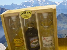 Coffret digestifs Dolin