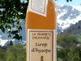 Sirop d'hysope 25cl