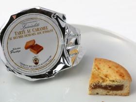 Tartelettes Charles Meunier Caramel Beurre Salé - 60 g