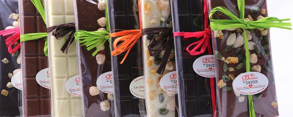 Chocolats des Dames de Savoie
